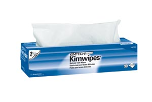 KIMBERLY-CLARK KIMWIPES : 34721 PK               $10.17 Stocked