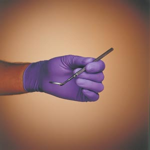 HALYARD PURPLE NITRILE™ DENTAL EXAM GLOVES : 53431 CS $89.44 Stocked