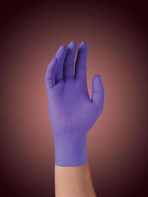 HALYARD PURPLE NITRILE™ EXAM GLOVES : 55081 CS                       $103.09 Stocked