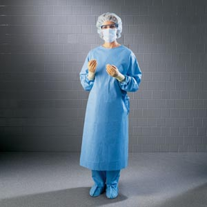HALYARD ULTRA SURGICAL GOWNS : 95101 CS $150.72 Stocked