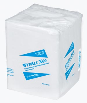 KIMBERLY-CLARK WYPALL WIPERS : 41083 BX                      $3.03 Stocked