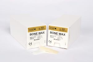 SURGICAL SPECIALTIES LOOK™ BONEWAX WOUND CLOSURE : 902 BX                       $49.36 Stocked