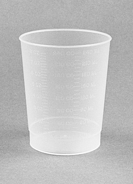 MEDEGEN INTAKE MEASURING CONTAINERS : 02068A CS $91.00 Stocked