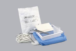MEDICAL ACTION LACERATION TRAY : 69297 EA $7.97 Stocked