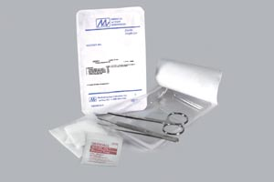 MEDICAL ACTION SUTURE REMOVAL KITS : 69242 KT    $2.39 Stocked