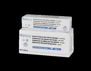 MEDICOM SAFEGAUZE SPONGES : 4544 CS $79.43 Stocked