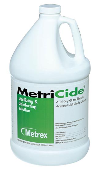 METREX METRICIDE DISINFECTION SOLUTION : 10-1400 EA $19.22 Stocked