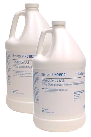 PRO ADVANTAGE GLUTARALDEHYDE 14-DAY HIGH LEVEL DISINFECTANT/STERILANT : N099001 EA                       $12.31 Stocked