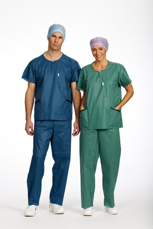 MOLNLYCKE BARRIER WEARING APPAREL - SCRUB PANTS : 18720 BG $36.87 Stocked