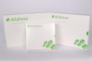 MOLNLYCKE WOUND MANAGEMENT - ALLDRESS : 265349 CS $260.00 Stocked