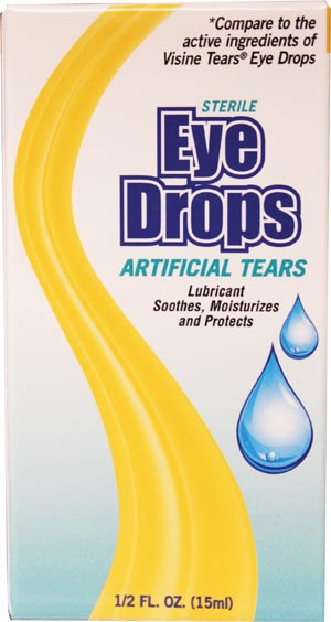 NEW WORLD IMPORTS CAREALL EYE DROPS : ED5 EA