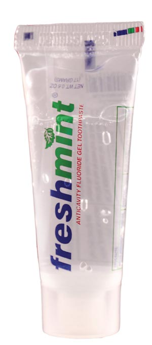 NEW WORLD IMPORTS FRESHMINT® CLEAR GEL TOOTHPASTE : CG6 CS
