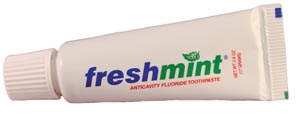 NEW WORLD IMPORTS FRESHMINT FLUORIDE TOOTHPASTE : TP6L CS                       $83.92 Stocked