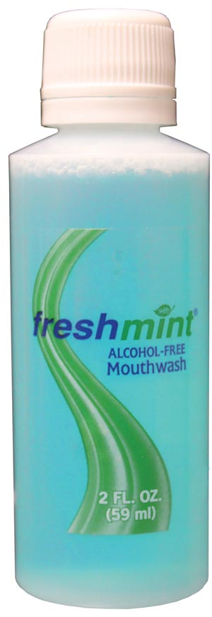 NEW WORLD IMPORTS FRESHMINT MOUTHWASH : FMW2 EA   $0.29 Stocked