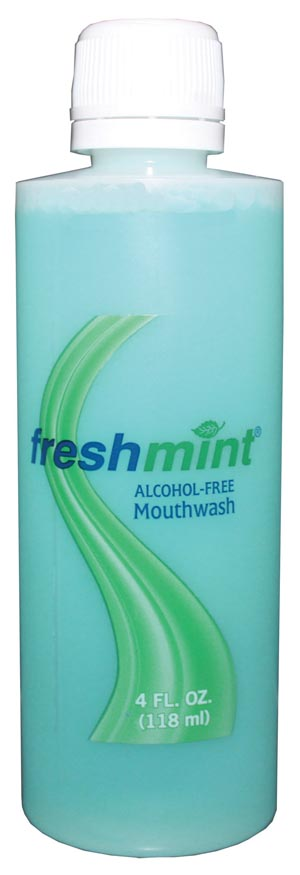 NEW WORLD IMPORTS FRESHMINT MOUTHWASH : FMW4 CS $18.72 Stocked