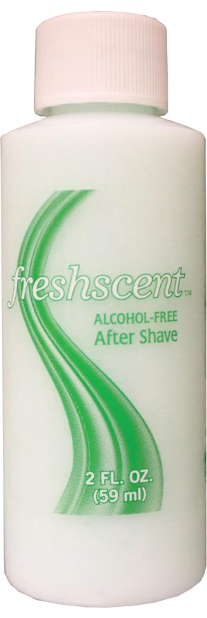 NEW WORLD IMPORTS FRESHSCENT™ AFTER SHAVE : FAS2 EA $0.43 Stocked