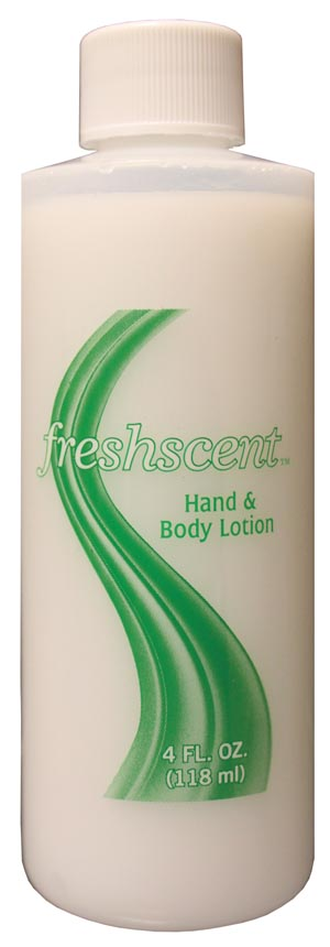 NEW WORLD IMPORTS FRESHSCENT™ HAND & BODY LOTION : FL4 EA                       $0.38 Stocked