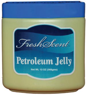 NEW WORLD IMPORTS FRESHSCENT™ PETROLEUM JELLY : PJ13 BX                       $22.40 Stocked