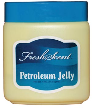 NEW WORLD IMPORTS FRESHSCENT™ PETROLEUM JELLY : PJ4 CS