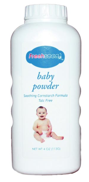 NEW WORLD IMPORTS FRESHSCENT™ POWDERS : PCS4 EA                       $0.62 Stocked