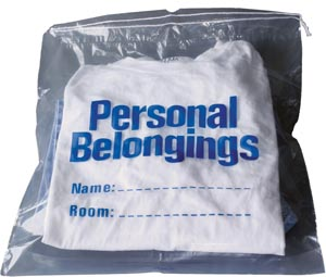 NEW WORLD IMPORTS PERSONAL BELONGINGS BAG : DSPB1 CS $33.71 Stocked