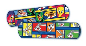 NUTRAMAX CHILDREN'S CHARACTER ADHESIVE BANDAGES : 1085737 CS $51.95 Stocked