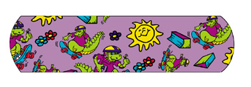 NUTRAMAX CHILDREN'S CHARACTER ADHESIVE BANDAGES : 15601 CS                       $51.95 Stocked