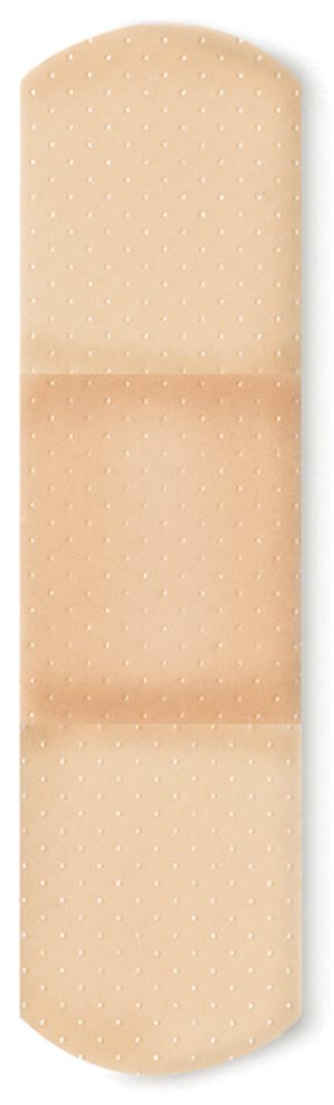 NUTRAMAX FIRST AID SHEER ADHESIVE BANDAGES : 1275033 BX                $2.28 Stocked