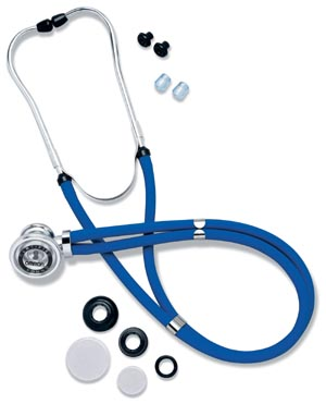 OMRON SPRAGUE RAPPAPORT-TYPE STETHOSCOPES : 416-22-BLK EA         $14.89 Stocked
