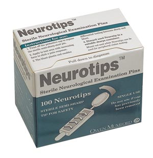 OWEN MUMFORD NEUROLOGICAL TESTING : NT5405 BX                       $10.41 Stocked