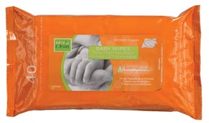PDI NICE-N-CLEAN BABY WIPES : Q34540 CS $21.23 Stocked