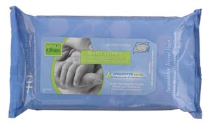 PDI NICE-N-CLEAN BABY WIPES : Q70040 CS                       $20.84 Stocked