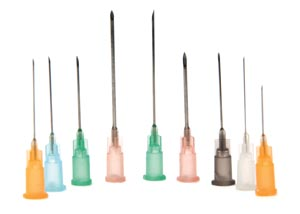 PRO ADVANTAGE HYPODERMIC NEEDLES : P929215 CS $34.45 Stocked