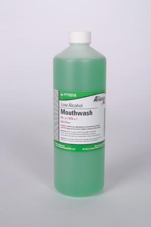 PRO ADVANTAGE LOW ALCOHOL MOUTHWASH : P779316 EA $1.45 Stocked