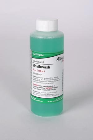 PRO ADVANTAGE LOW ALCOHOL MOUTHWASH : P779304 EA                    $0.44 Stocked