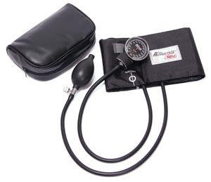 PRO ADVANTAGE STANDARD POCKET ANEROID SPHYGMOMANOMETER : P548440 EA $14.45 Stocked