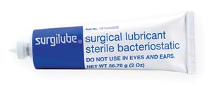 HR SURGILUBE SURGICAL LUBRICANT : 0281-0205-02 BX        $25.43 Stocked