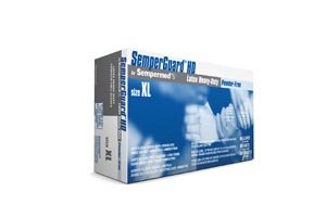 SEMPERMED SEMPERCARE NITRILE GLOVE : NIPFT205 BX                                                                     $14.02 Stocked