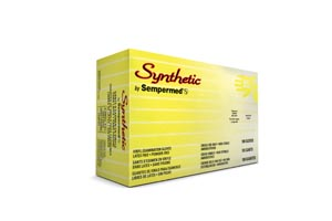 SEMPERMED SYNTHETIC GLOVE : EVNP101 BX $3.83 Stocked