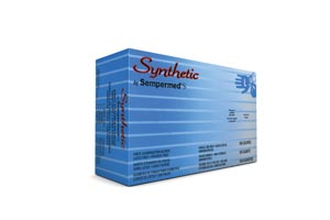 SEMPERMED SYNTHETIC GLOVE : EVNP104 BX     $3.83 Stocked