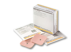 SMITH & NEPHEW ALLEVYN™ HYDROCELLULAR FOAM TRACHEOSTOMY DRESSING : 66027640 PK                $84.57 Stocked