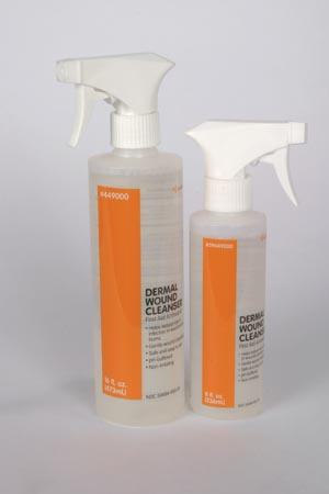 SMITH & NEPHEW DERMAL WOUND CLEANSER : 449000 EA $18.15 Stocked
