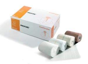 SMITH & NEPHEW PROFORE™ LITE MULTI-LAYER COMPRESSION BANDAGE SYSTEM : 66000771 CS                       $153.12 Stocked
