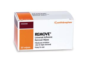 SMITH & NEPHEW REMOVE ADHESIVE REMOVER : 403100 PK                       $11.79 Stocked