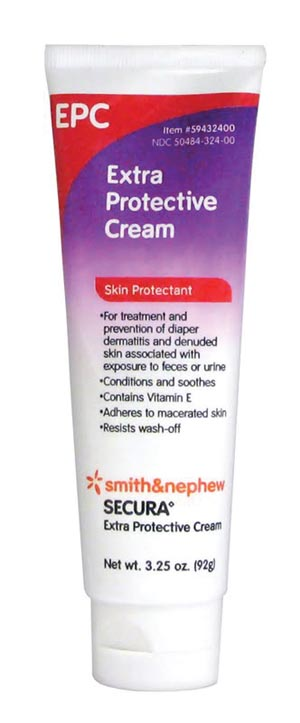 SMITH & NEPHEW SECURA™ EXTRA PROTECTIVE CREAM : 59432400 EA    $10.67 Stocked