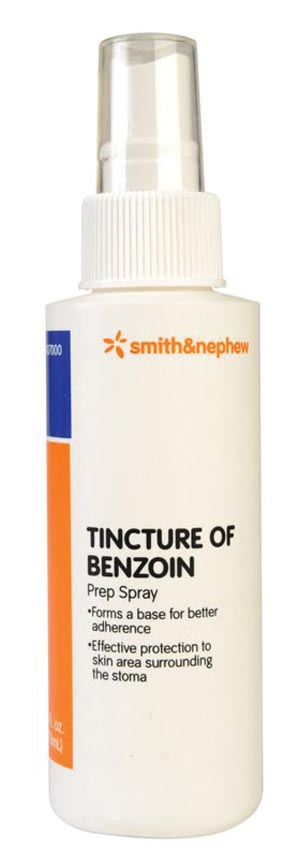SMITH & NEPHEW TINCTURE OF BENZOIN : 407000 EA $28.39 Stocked