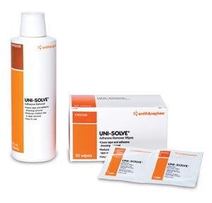 SMITH & NEPHEW UNI-SOLVE ADHESIVE REMOVER : 59402500 CS                       $142.88 Stocked