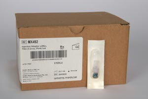 SMITHS MEDICAL ADAPTERS & CONNECTORS : MX492 CS                       $57.08 Stocked