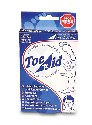 SOUTHWEST ELASTO-GEL™ TOE-AID : DR8450 BX              $9.66 Stocked