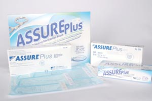 SULTAN ASSURE PLUS™ STERILIZATION POUCHES : 83005 CS $237.95 Stocked